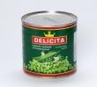 Консервы горошек консервир. 420 мл. ж/б