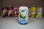 Соки TROBICO кокосовая вода 330 мл. ж/б