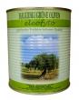 Оливки зеленые, фаршир. миндалем (Греция)(нетто 450 гр.) ж/б