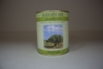 Оливки зеленые, фаршир. лимоном (Греция)(нетто 450 гр.) ж/б