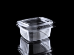 Герметичные контейнеры для еды с откидной крышкой (110/110/35) 1500 мл. (1 уп.=300 шт.)