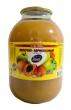 Сок Basarabia яблоко-абрикос с мякотью 3 л.