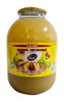 Сок Basarabia яблоко-персик с мякотью 3 л.
