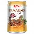 Соки RITA тамаринд с кокос. желе 330 мл. ж/б